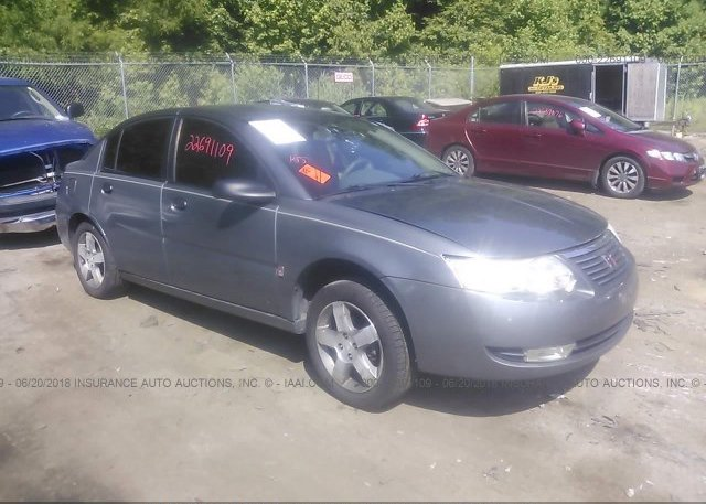 1g8aj58f57z170569 Salvage Red Saturn Ion At Commerce City Co On