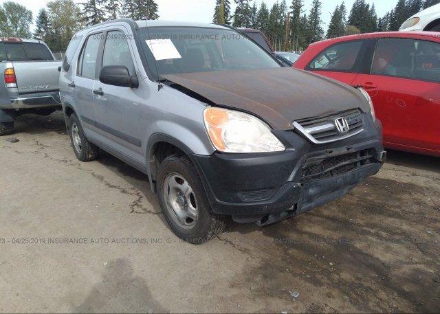 Inventory #584297745 2004 Honda CR-V
