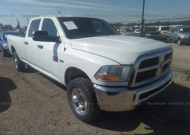 Inventory #490367050 2011 Dodge RAM 2500