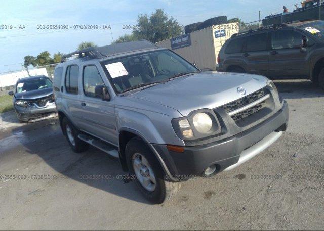Inventory #702690893 2002 Nissan XTERRA