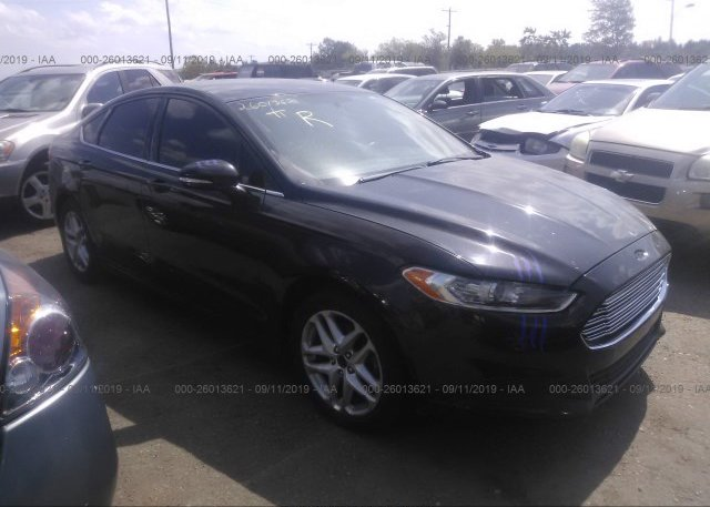 Inventory #192219139 2013 FORD FUSION