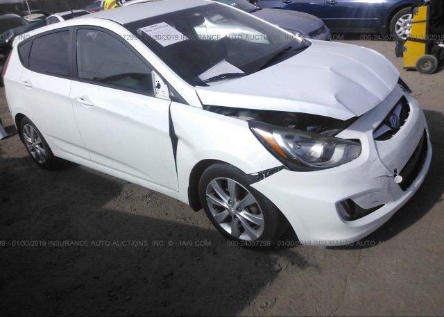 Inventory #881501830 2013 Hyundai ACCENT
