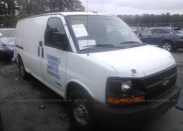 Inventory #336385740 2004 Chevrolet EXPRESS G2500