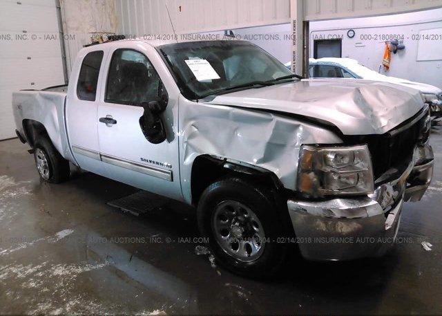 Inventory #455101165 2013 Chevrolet SILVERADO