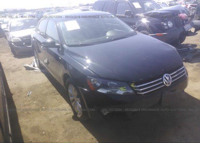 Inventory #259862778 2015 Volkswagen PASSAT