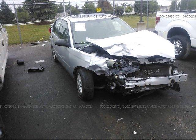 Inventory #572648144 2004 Chevrolet MALIBU