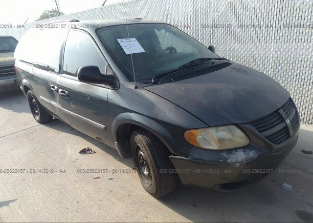 Inventory #421176490 2007 Dodge GRAND CARAVAN