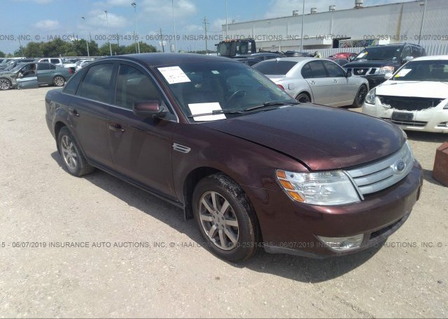 Inventory #532310219 2009 FORD TAURUS