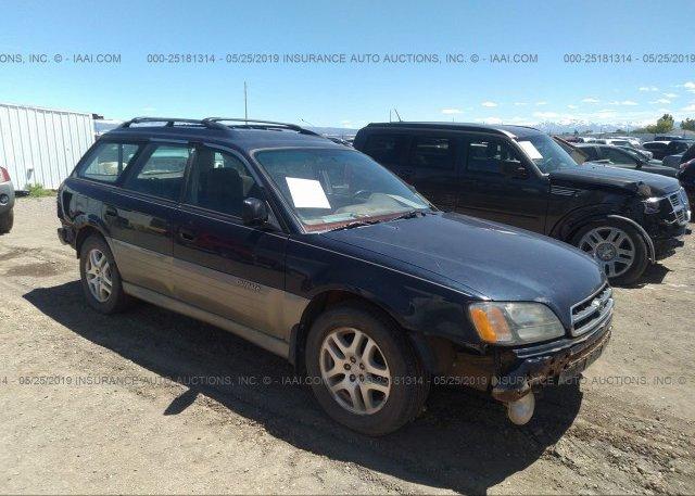 Inventory #347052364 2000 Subaru LEGACY