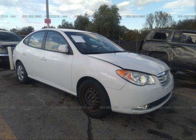Inventory #417388403 2010 Hyundai ELANTRA