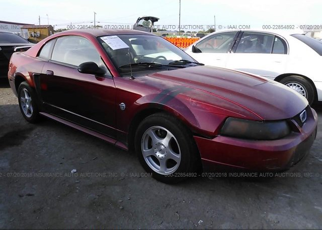 Inventory #356874728 2004 FORD MUSTANG