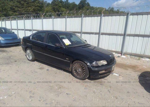 Inventory #944515031 2001 BMW 330