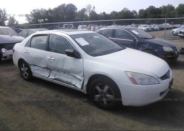 Inventory #201121123 2004 Honda ACCORD