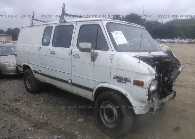 Inventory #284579882 1996 Chevrolet VAN