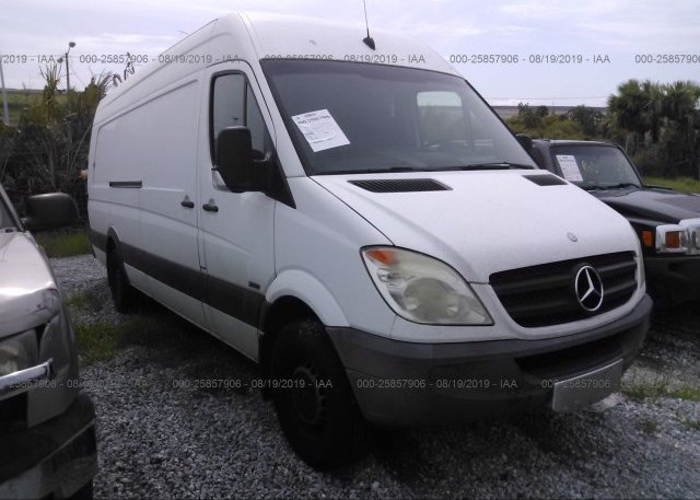 Inventory #837727775 2012 Mercedes-benz SPRINTER