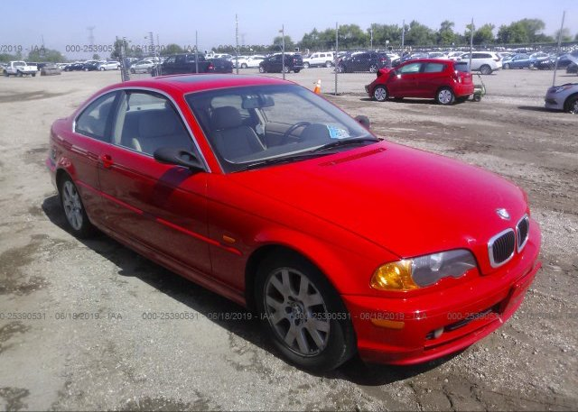 Inventory #218020363 2000 BMW 323