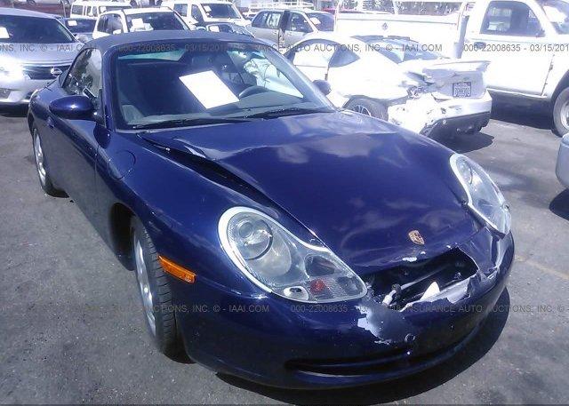 Inventory #435648136 2001 Porsche 911