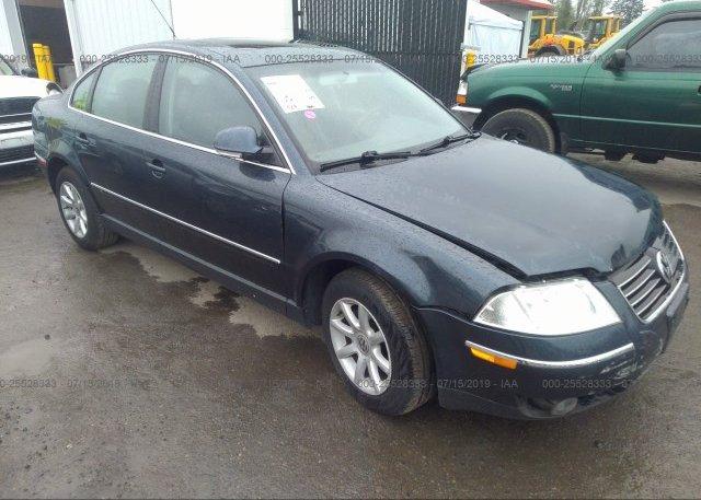 Inventory #253091071 2004 Volkswagen PASSAT