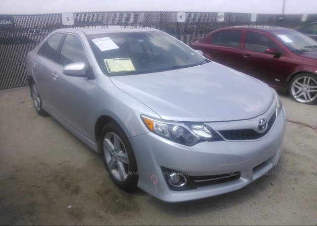 Inventory #447785868 2013 Toyota CAMRY