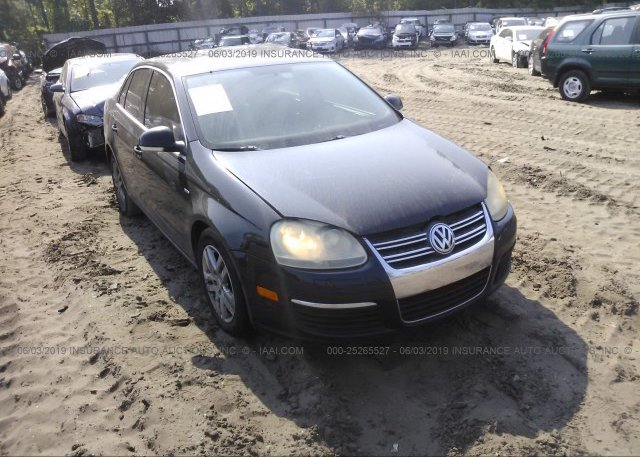 Inventory #878995417 2007 Volkswagen JETTA