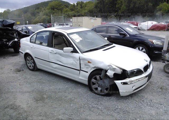 Inventory #543223735 2005 BMW 325