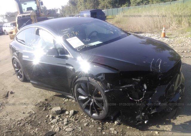 Inventory #466689838 2018 Tesla MODEL X
