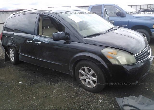 Inventory #847533874 2008 Nissan QUEST