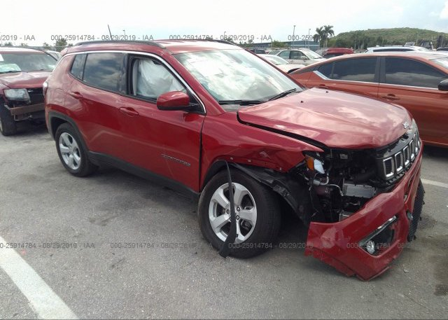 Inventory #406737773 2018 JEEP COMPASS