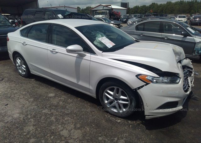 Inventory #825603854 2016 FORD FUSION