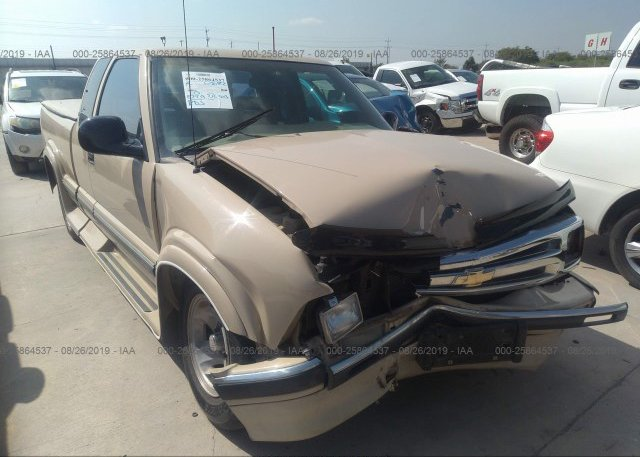 Inventory #992111644 1995 Chevrolet S TRUCK