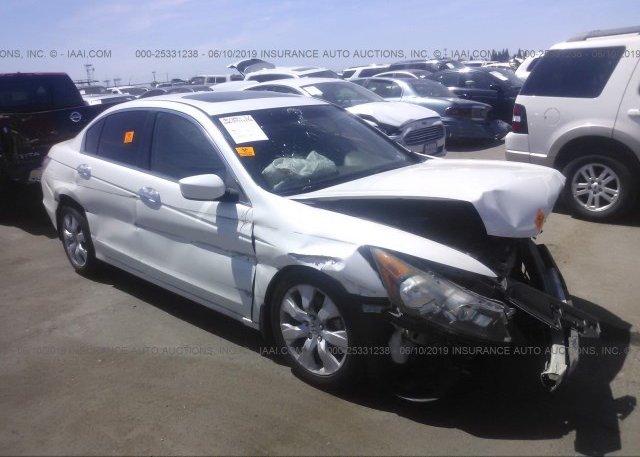 Inventory #398973712 2009 Honda ACCORD