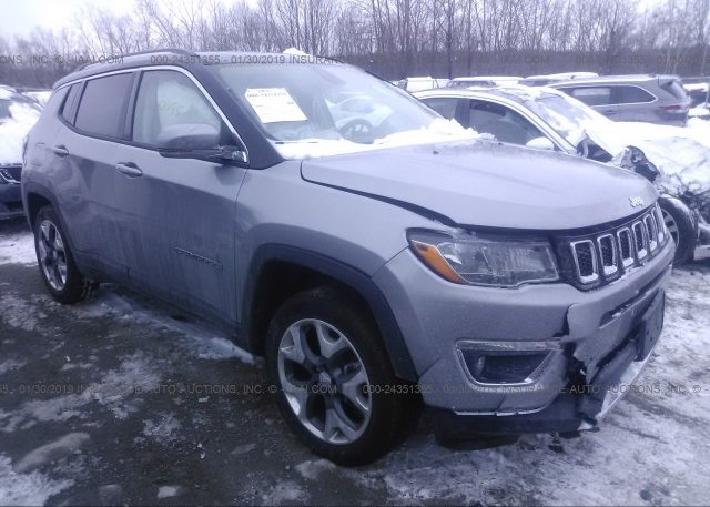 Inventory #270344795 2018 JEEP COMPASS