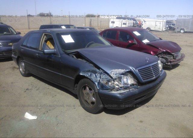 Inventory #789274472 1998 Mercedes-benz S