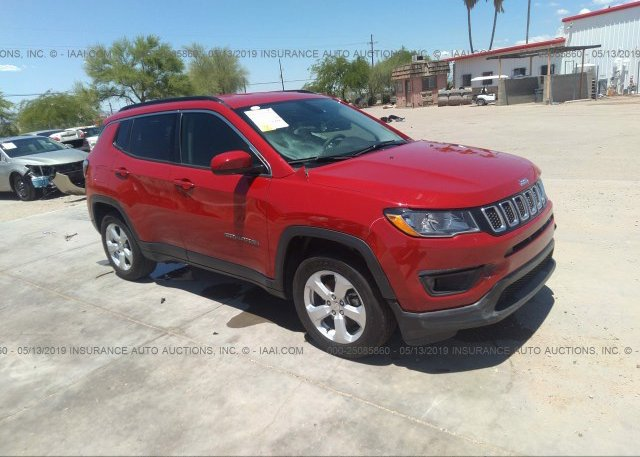 Inventory #821914810 2017 JEEP COMPASS