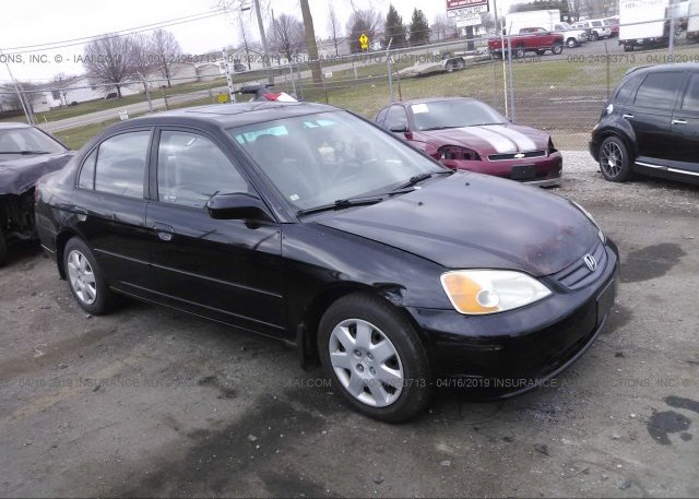 Inventory #401631536 2002 Honda CIVIC