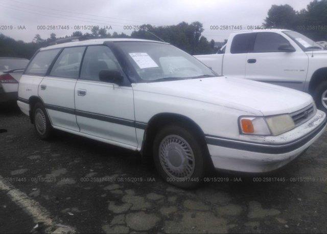 Inventory #129404308 1991 Subaru LEGACY