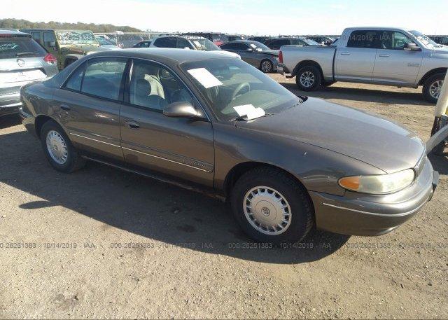 Inventory #377828496 2002 Buick CENTURY