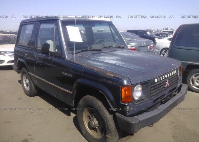 Inventory #647964496 1987 Mitsubishi MONTERO