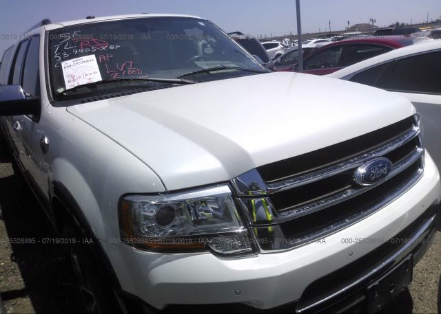 Inventory #827783983 2017 FORD EXPEDITION