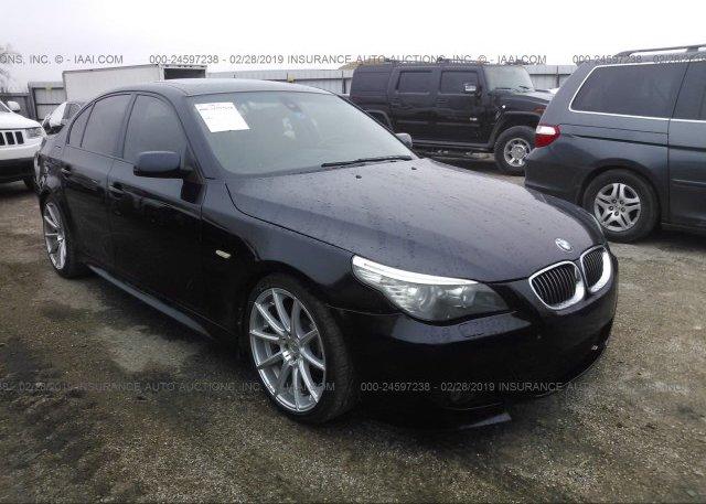 Inventory #572365628 2008 BMW 550