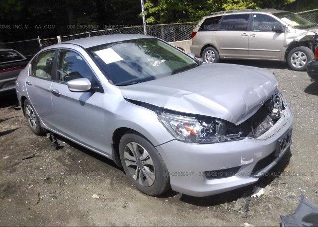 Inventory #512258614 2013 Honda ACCORD