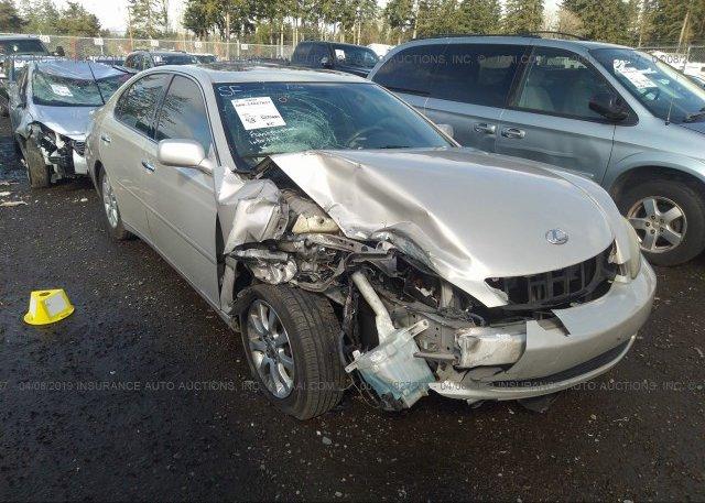 Inventory #610504918 2002 Lexus ES