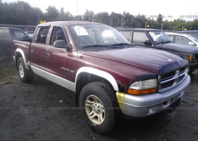 Inventory #274567161 2002 Dodge DAKOTA