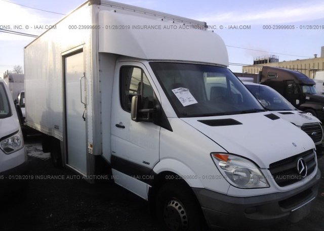 Inventory #533028738 2012 MERCEDES-BENZ SPRINTER