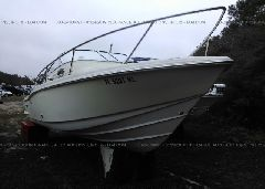 2006 SCOUT FISHING BOAT