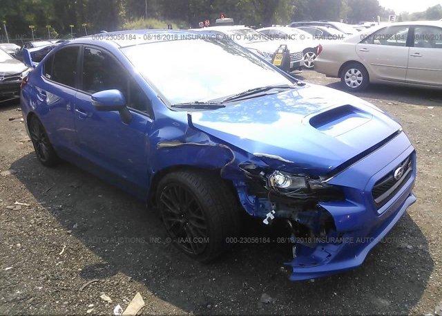 Inventory #663736451 2016 Subaru WRX