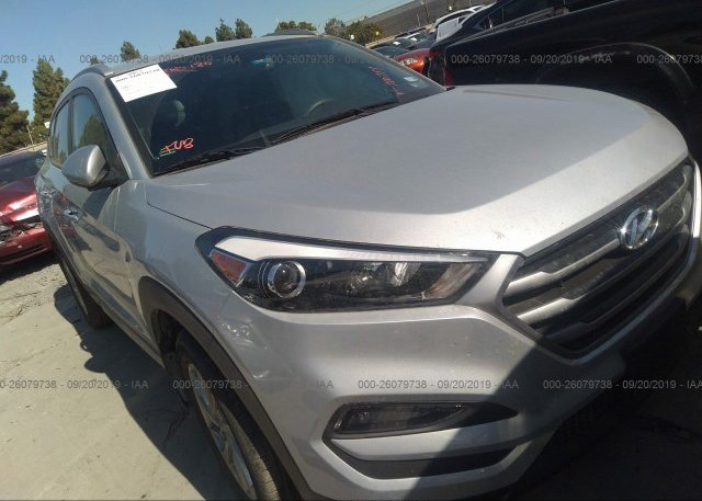 Tucson Car Auction >> Km8j33a40ju780747 Salvage Hyundai Tucson At Fremont Ca On