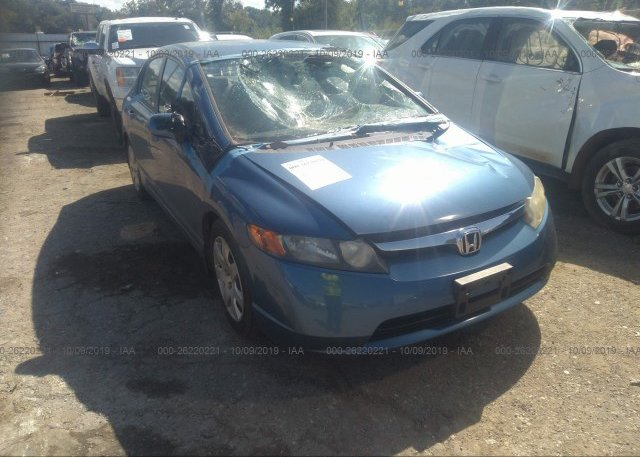 Inventory #961271168 2006 Honda CIVIC