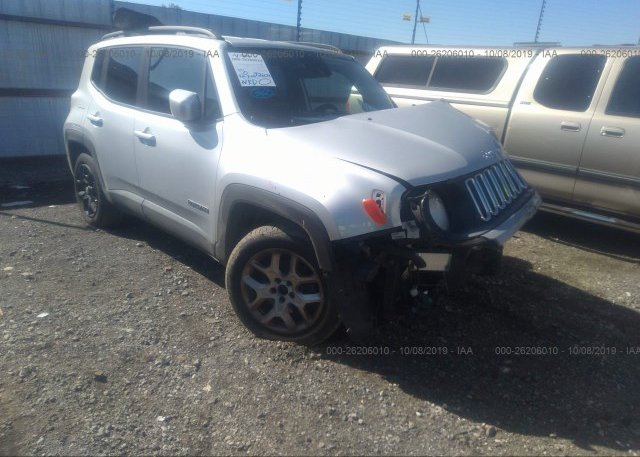 Inventory #288503913 2015 JEEP RENEGADE