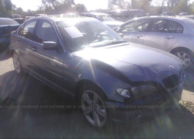Inventory #742264018 2005 BMW 330